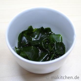 einfache miso suppe