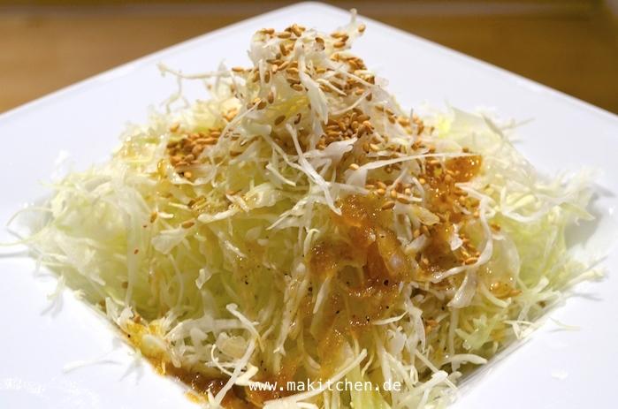 japanischer Krautsalat